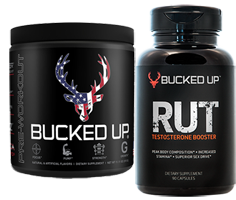 das labs bucked up and rut stack