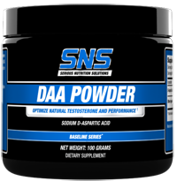 SNS (Serious Nutrition Solutions) DAA Powder