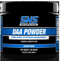 SNS (Serious Nutrition Solutions) DAA Powder