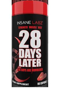 Insane Labz 28 Days Later