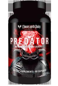 Chaos and Pain predator