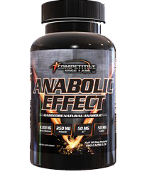 Competitive Edge Labs Anabolic Effect