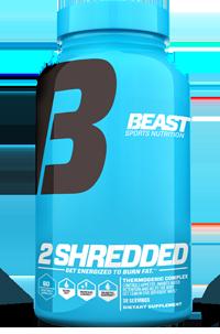 beast sports nutrition 2 shredded