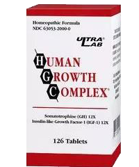 Ultra Lab Nutrition Beast Sports Nutrition HGC Human Growth Complex