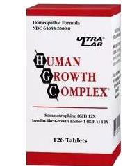 Ultra Lab Nutrition Beast Sports Nutrition HGC Human Growth Complex