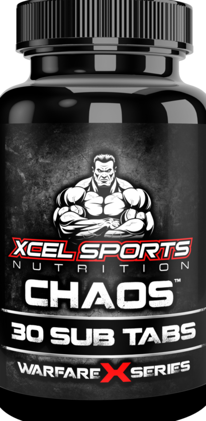 Xcel Sports Nutrition Chaos