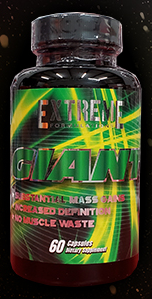 ATS Labs Extreme Formulations Giant