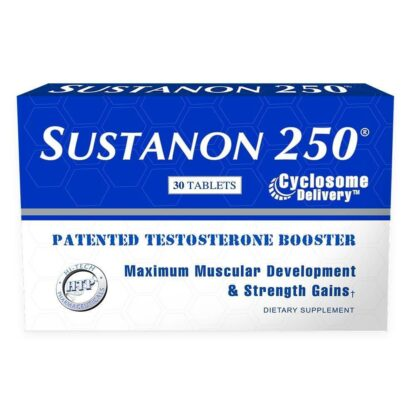 Hi-Tech Pharmaceuticals Sustanon-250 30ct