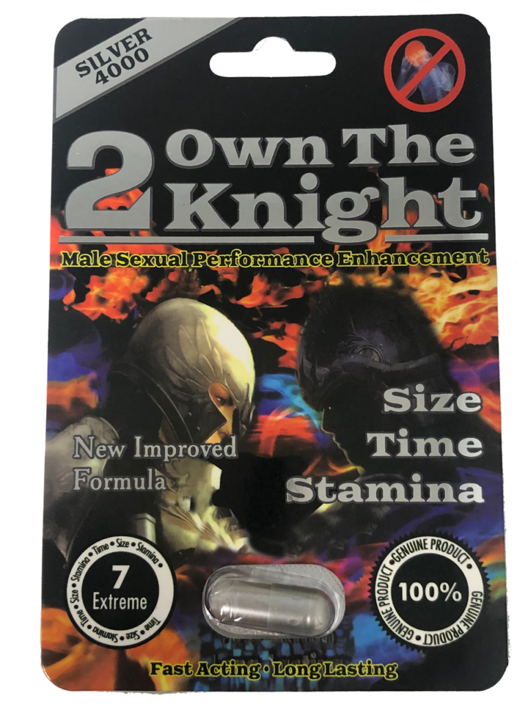 2 Own The Knight Silver 4000