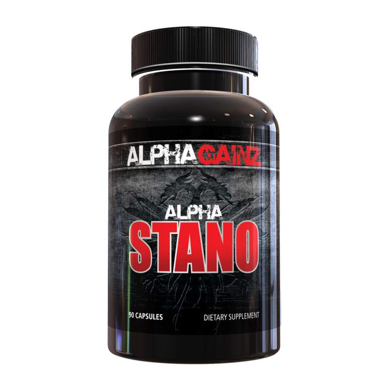 Alpha Gainz Alpha Stano