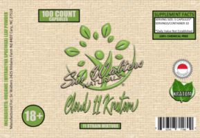 Sir Walters Cloud 11 Kratom