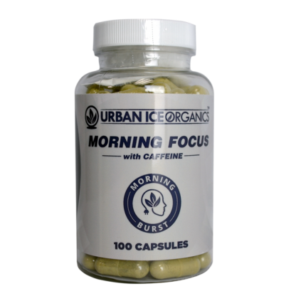 Urban Ice Organics Morning Focus Kratom Blend