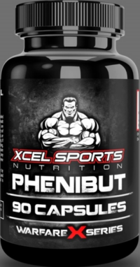 Xcel Sports Nutrition Phenibut