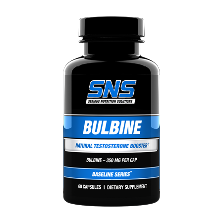SNS (Serious Nutrition Solutions) Bulbine