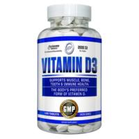 Hi-Tech Pharmaceuticals Vitamin D3