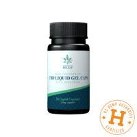 Therapeutic Releaf CBD Liquid Gel Capsules 25mg