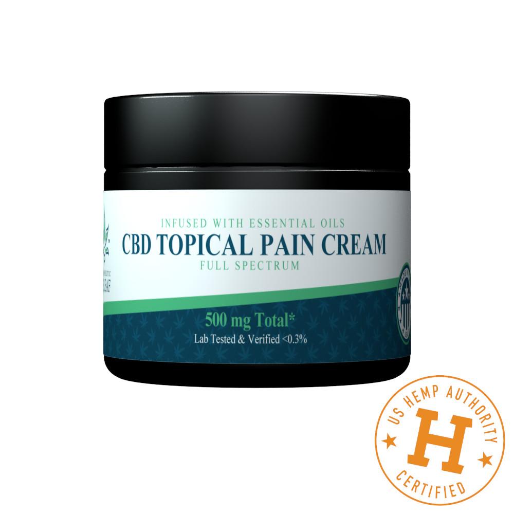 Therapeutic Releaf CBD Topical Pain Cream