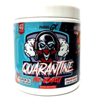 Pharma GX Quarantine