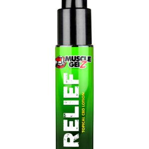Muscle Gelz Relief