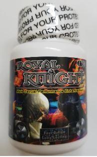 Royal Knight 1750 24ct Bottle