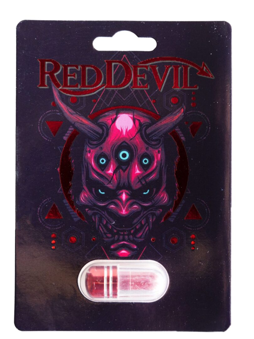 Red Devil Male Enhancement