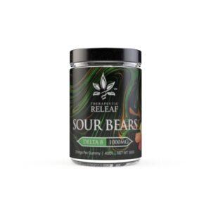 Therapeutic Releaf Delta 8 2000mg Gummies 80ct