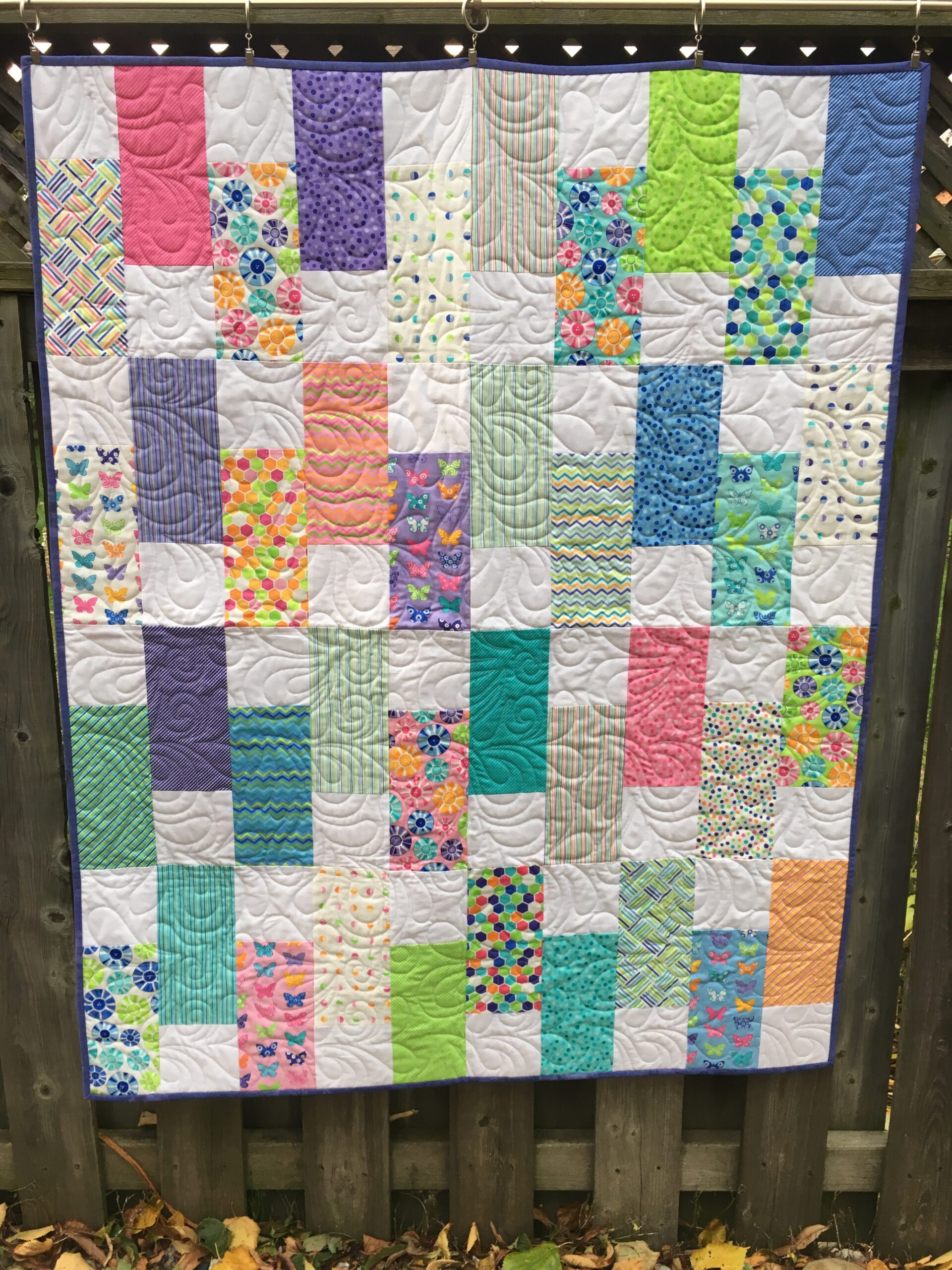 Butterfly Kisses Quilt