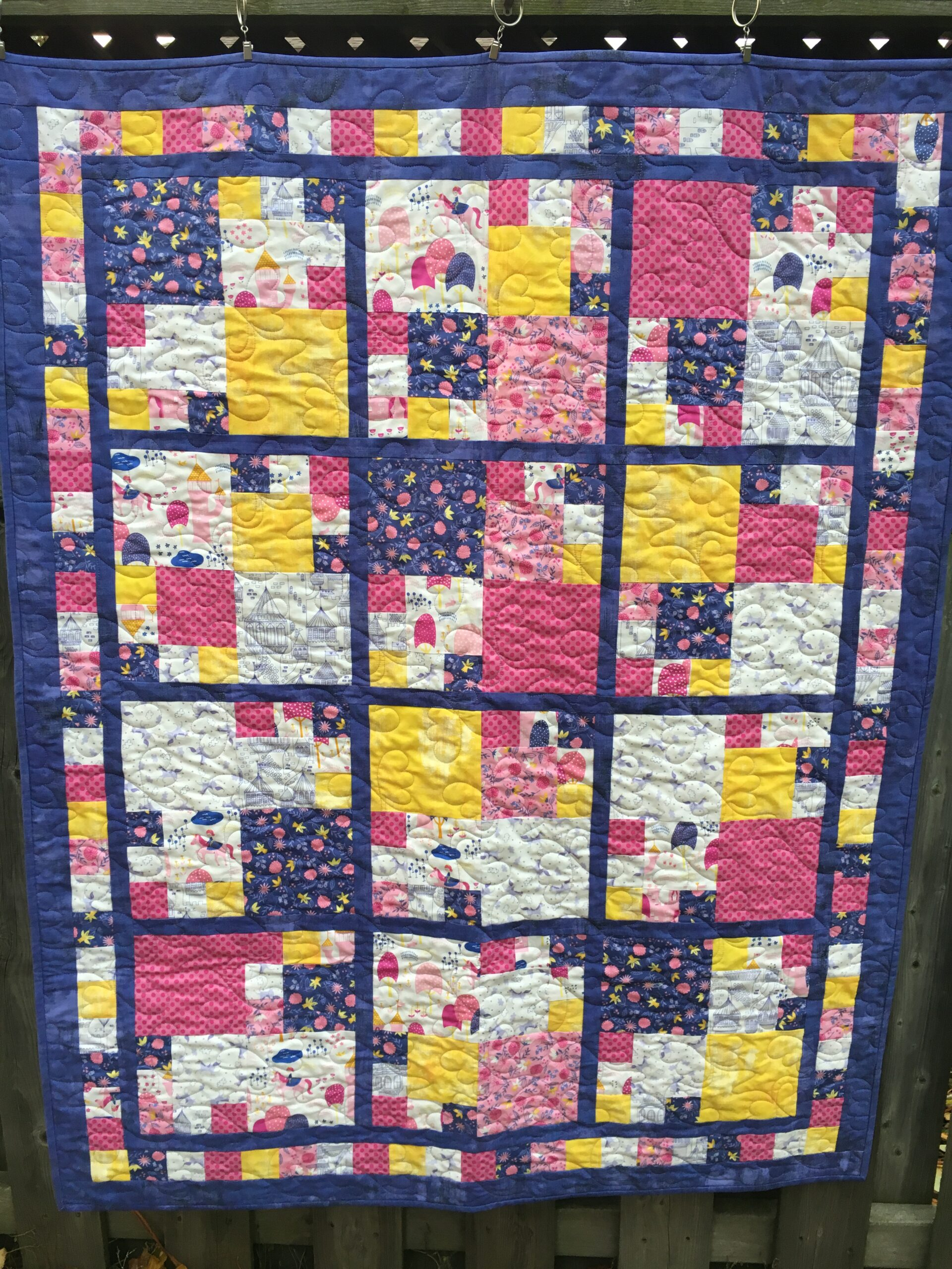 Princess Magic Quilt