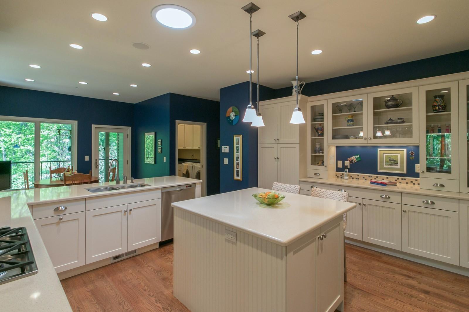 Beautiful Kitchen - Interior Design Iowa City