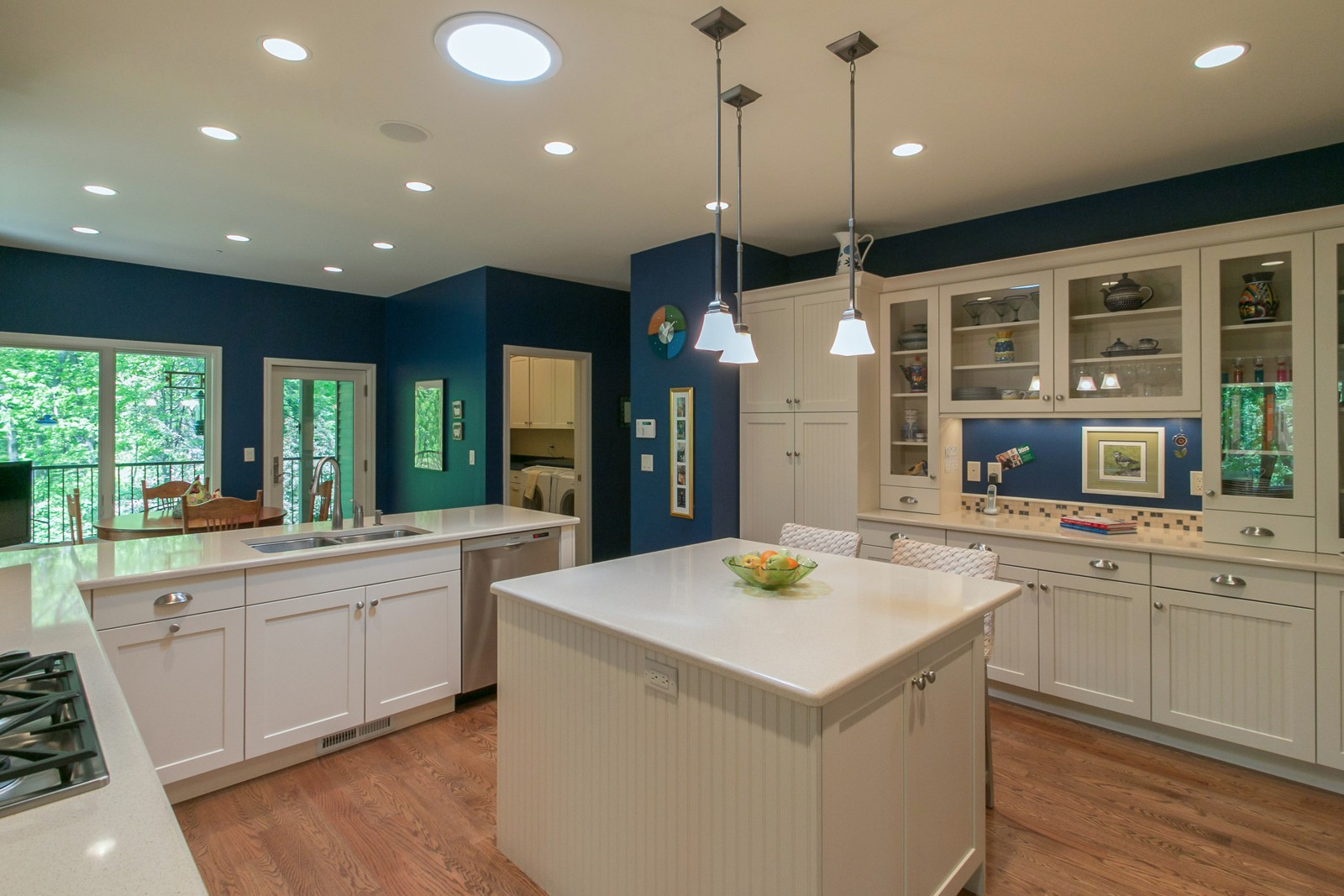 Beautiful Kitchen - Interior Design Iowa City