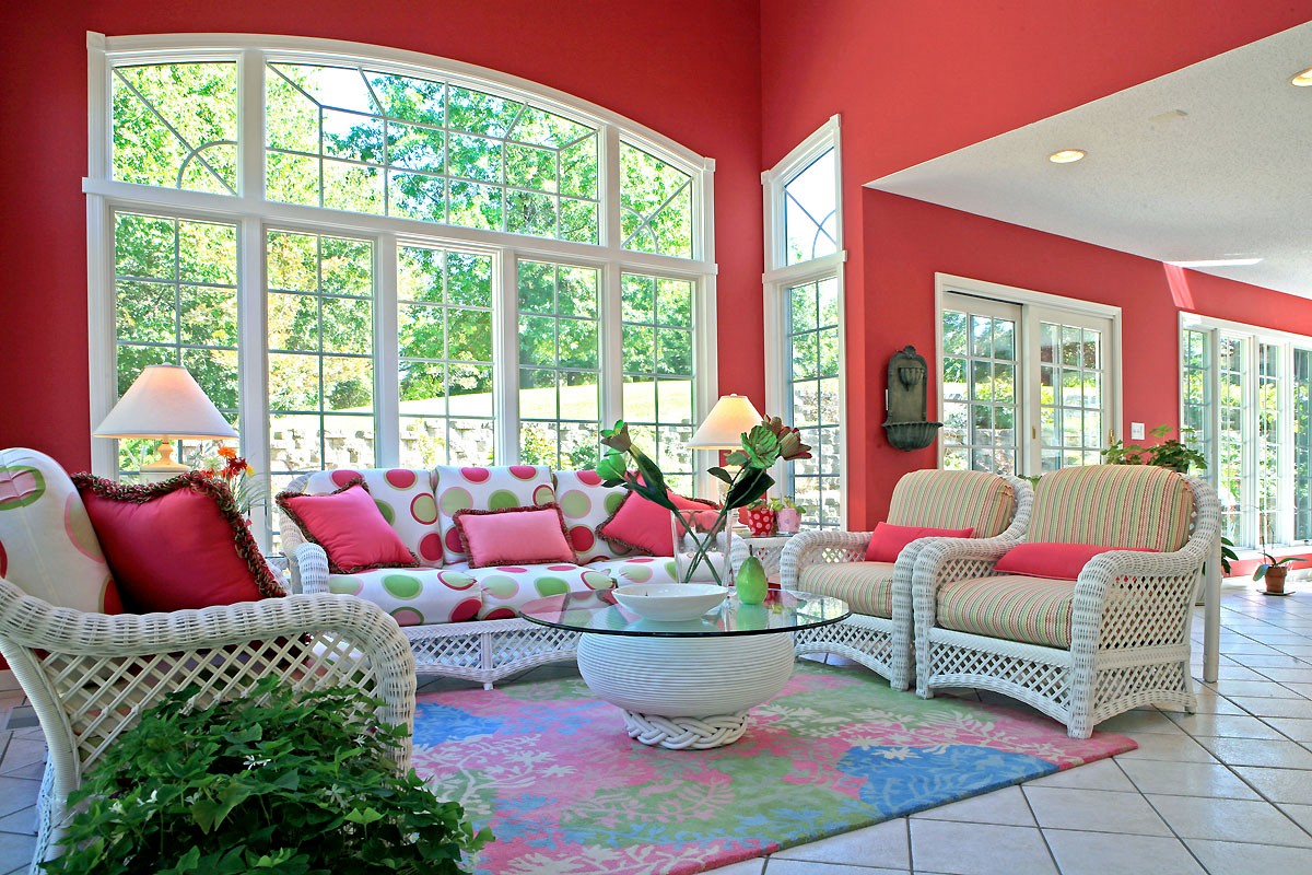 Interior Design by Design Surroundings Iowa City | Beautiful Colors
