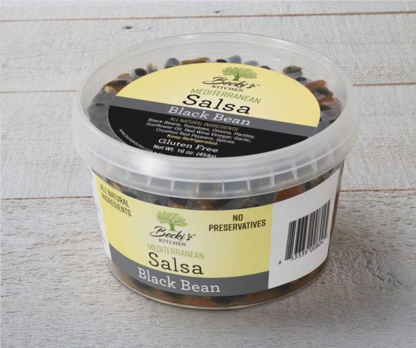 Beckis Black Bean Salsa