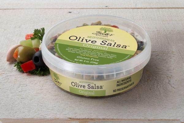 Becki's Original Mediterranean Olive Salsa