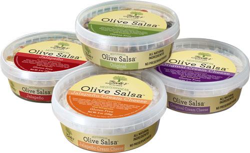 Beckis Mediterranean Olive Salsa