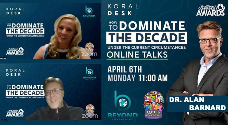 """""""Dominate the Decade"""" decision making interview with Dr. Barnard"""