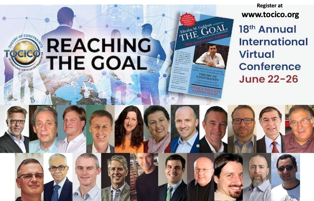TOCICO Annual Conference Speakers List