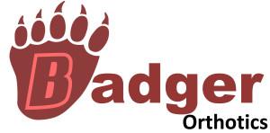 Logo jpeg Badger orthotics