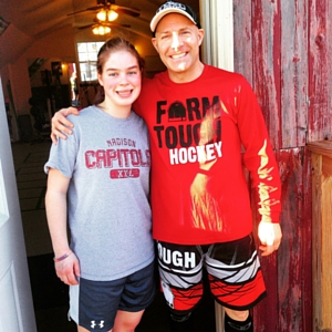 girls training programs at farm tough hockey