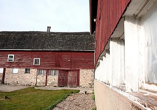 farm tough hockey barn