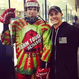 farm tough hockey programs with peter dale