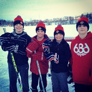 farm tough hockey winter camps group