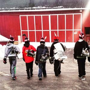 farm tough hockey winter camps on the farm