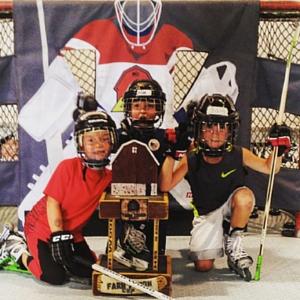 kids come first farm tough hockey