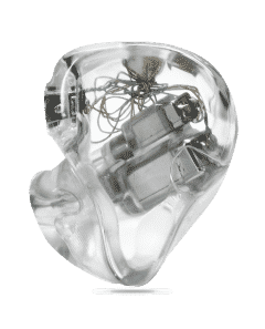 Three drivers per IEM deliver the flattest response