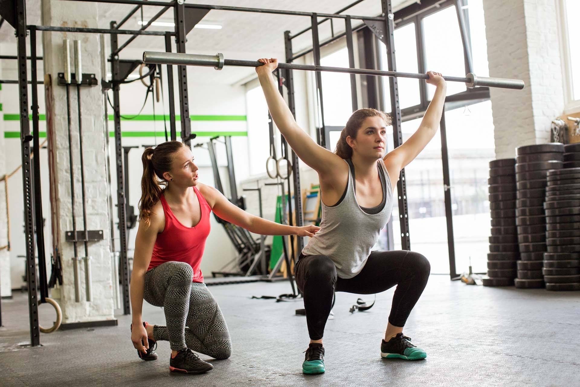 Mums Lifting Class – Advanced