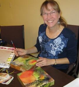 Linda Aman - Artist
