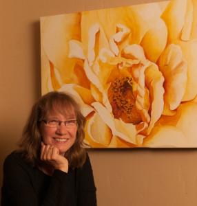 Linda Aman - Aman Arts with Painting