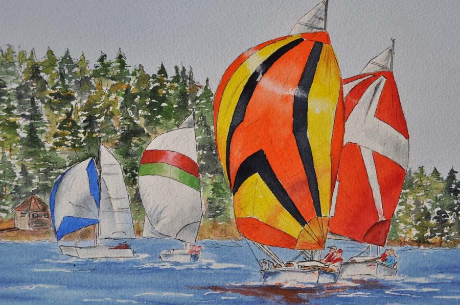 Bob's Sailboat