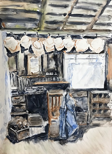 Louie's Blacksmith Shop