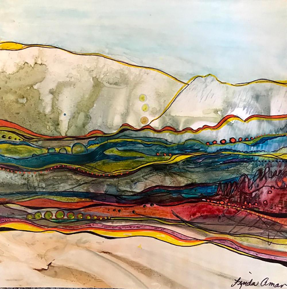 Landscape Ribbons